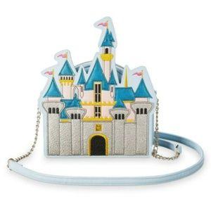 Sleeping Beauty Disney Castle Danielle Nicole NWT